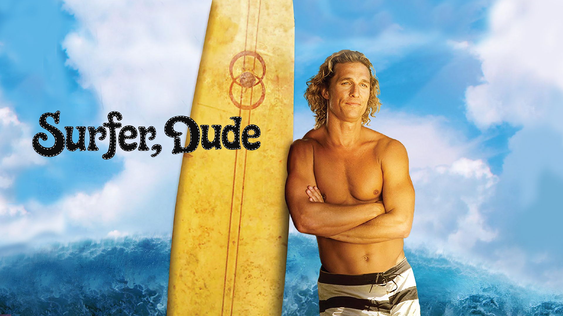 Surfer Dude Stream