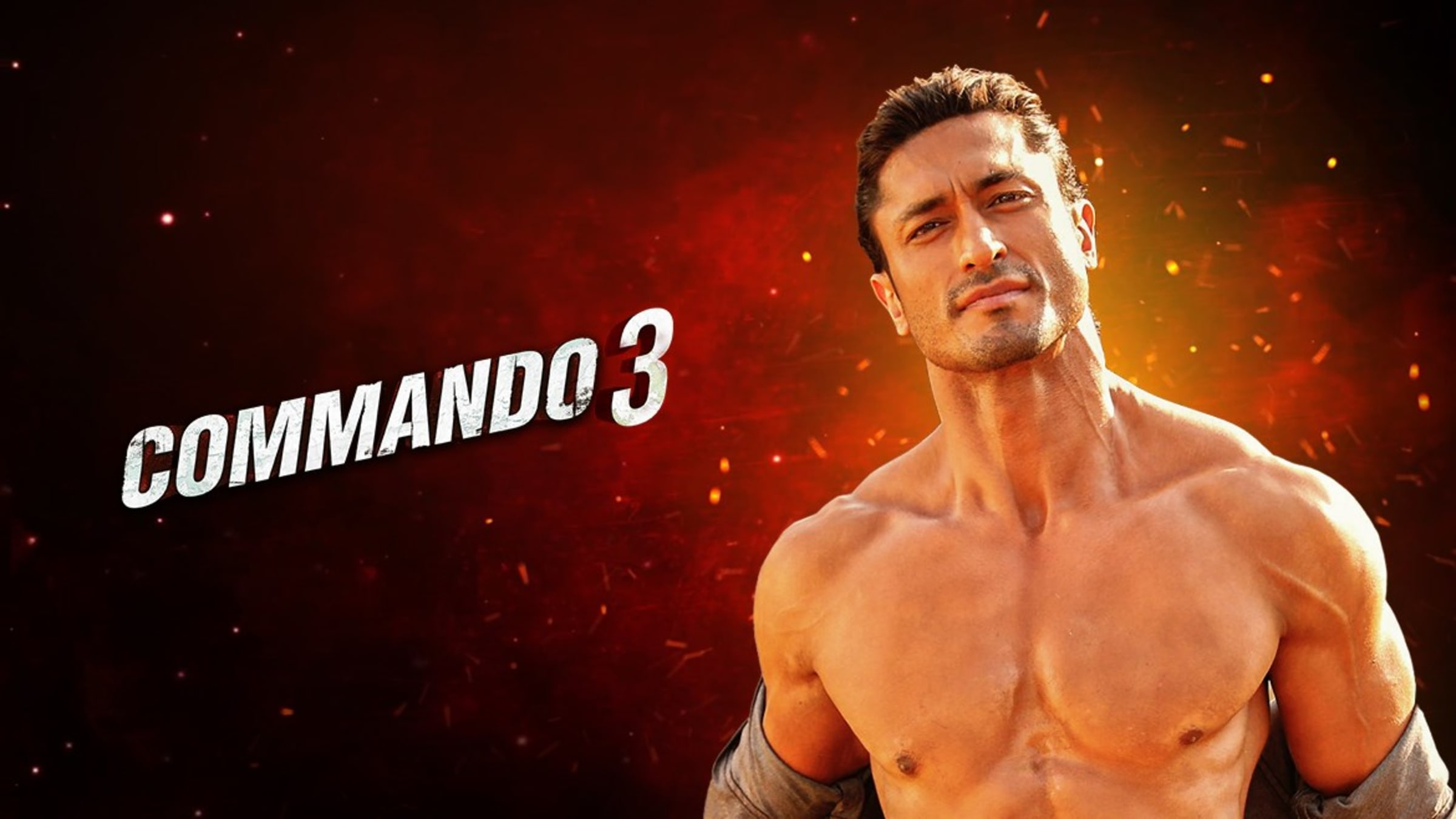 Commando 3 Full Movie 4k